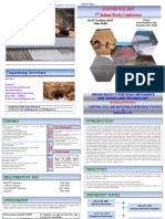 Indorock Information Bulletin New