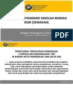 311547041 Kurikulum Standard Sekolah Rendah KSSR Semakan