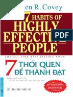 7 Thoi Quen de Thanh Dat