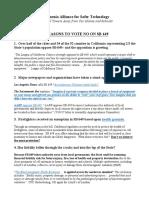 Final Fact Sheet CA4ST