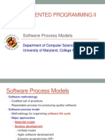 Software Process Models Seii