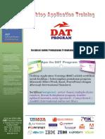 Sosialisasi DAT Program