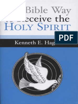 pdf kenneth the spirit hagin books holy on