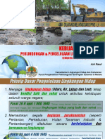 Kebijakan Nasional PPLH UU 32 th 2009 mei 2016.pptx