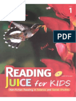 Reading Juice for Kids 1 Student s Book