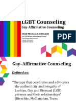 LGBT Counseling