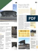 AMO - Tarvel - Réalisation toiture végétalisée Lyon St Exupéry