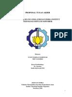 (cth)Tugas Seminar Proposal Ta Yusuf Haikal b 1112100062