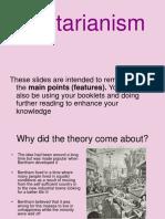 Utilitarianism Revision