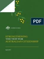 Citizenship Paper
