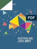 Australian Jobs 2017