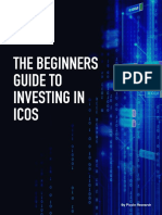 The Beginners Guide to Investing in ICOs [eBook]
