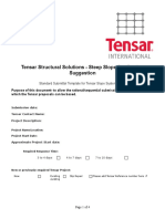 Tensar Structural Solutions