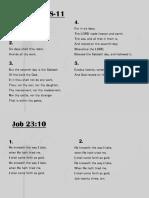 Scripture Songs