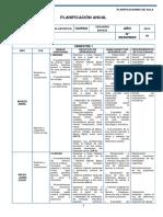 Artes Visuales Planificacion - 2 Basico