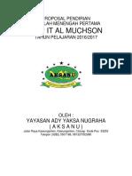 Proposal Pendirian SMP