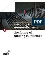 Pwc Report Future of Banking in Australia