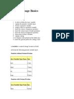 01 Note - Java Language Basics.doc