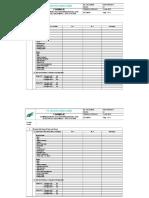 FK-015-Commissioning ME Equip WTP