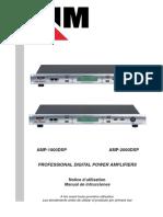AMP-1000DSP_
