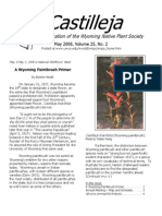 May 2006 Castilleja Newsletter, Wyoming Native Plant Society