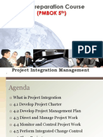PMP 11 Project Integration
