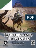 Borderland Provinces