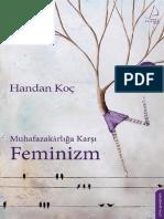 Muhafazakarlığa Karşı Feminizm (Handan Koç, 2012)