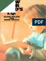 Glenn Wilson, Diana Grylls-Know Your Child's I. Q. (Pocket Guides) (1977)