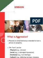 LZ040 Aggression Lecture