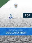 Bengaluru Declaration
