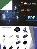 Manual AFC 601