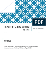 Ahima Journal Review 2
