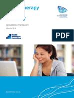 Consultation Version Competence Framework V3.4_180117