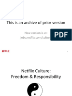 Netflix Culturedeck
