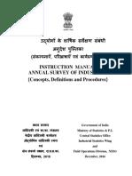 ASI Manual India