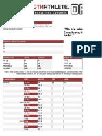 TSA Nutrition+Tracking+Share