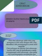 Farmakologi II Henny Kala