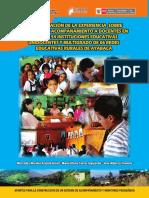 Sistematización práctica pedagógica