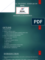 BSNL ITSR