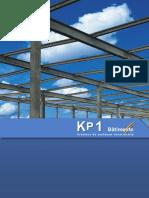 Systemes de Charpentes en Beton Precontraint KP1
