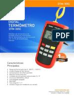 Termometro DTM 305C