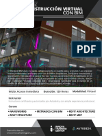 Pack Construccion Virtual Con Bim
