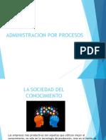 Administracion Por Procesos