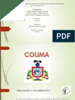 Colima y Jalisco Excelente