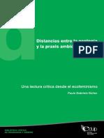 Ecofeminismo Entre Ecologia y Praxis Ambiental