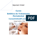 Curso Estetica Do Tratamento Periodontal Sp 75811