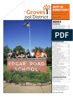 Webster Groves School District 2017 Directory