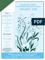 August 2017 Herald