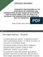 No Rv Highway
